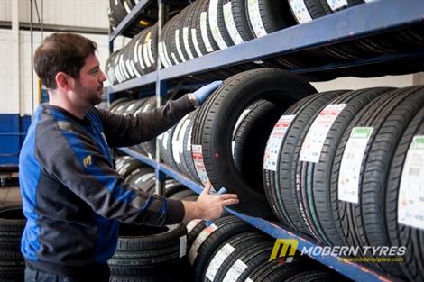 Modern Tyres   Belfast Castlereagh