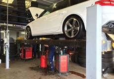 Light Vehicle Servicing
