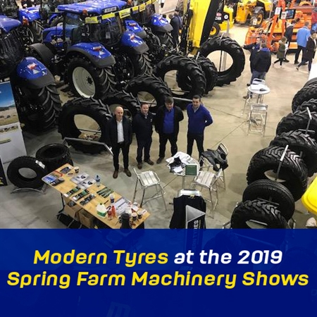 Modern Tyres Spring Farm and Plant