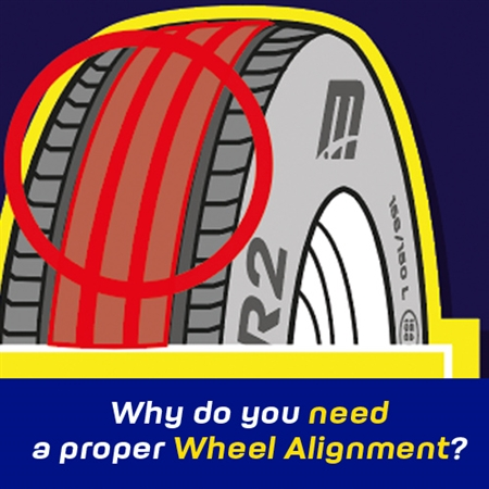 Modern Tyres Alignment
