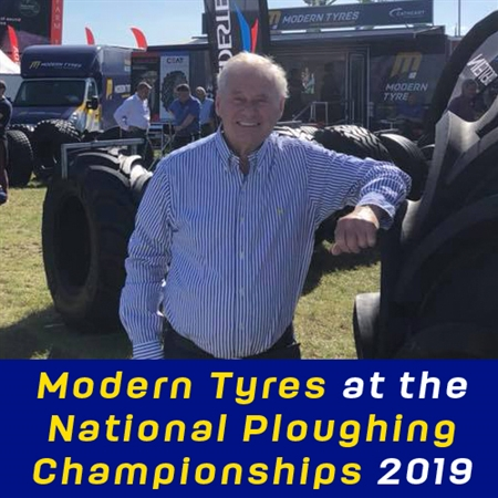 Modern Tyres Ploughing 2019