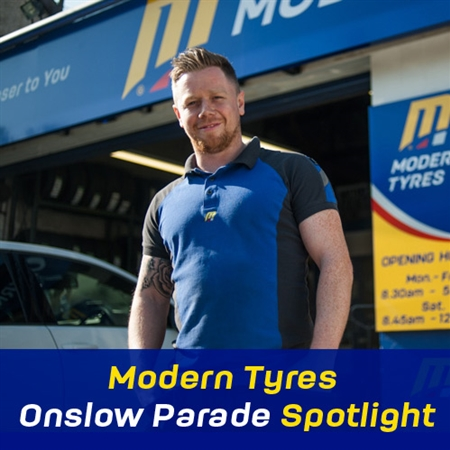 Modern Tyres Onslow