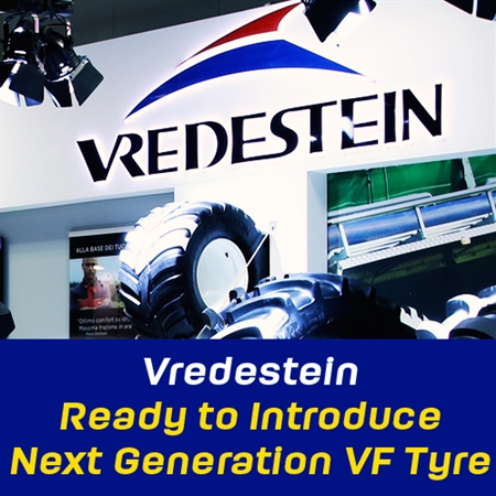 Vredestein Unveil
