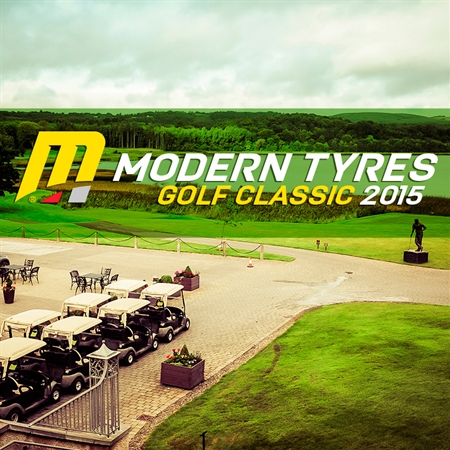 Modern Tyres Golf Classic 2015