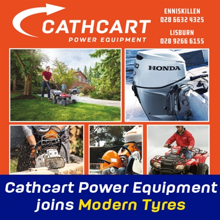 Modern Tyre Cathcart Power Equipment
