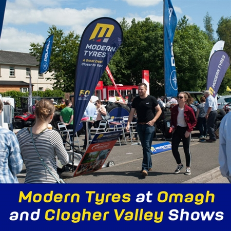 Modern Tyres Omagh Clogher
