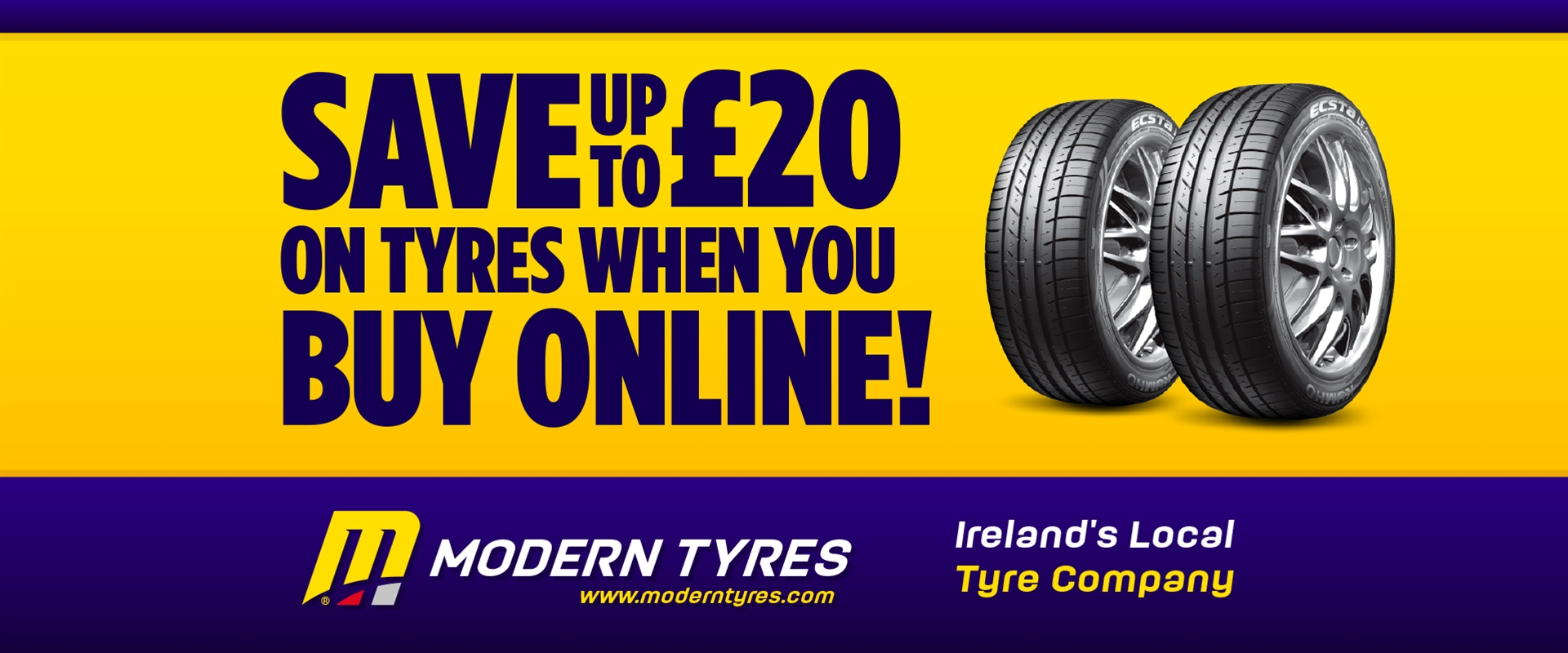 new product 80b3d 16777 Modern Tyres, family-run for over 52 years   Over 40 depots Nationwide.  Ireland s Local Tyre Company